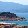 Panoramic view of Nafplio